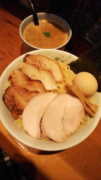 「特製十条つけ麺(大盛り)+バラチャーシュー」@Noodle Maker 貴の写真