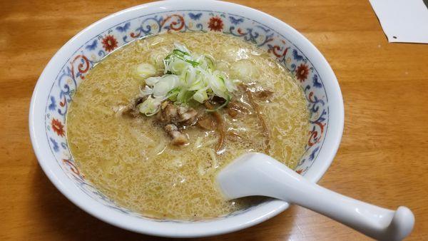 「味噌ラーメン」@らーめん 大雅の写真
