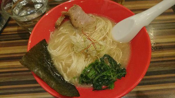 「らーめん_780円」@RAMEN DINING JinGuの写真