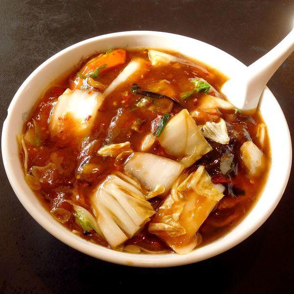 「特製龍門麺(840円)」@龍門飯店の写真