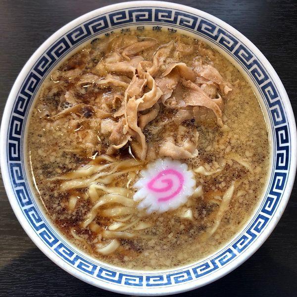 「肉らーめん (650円)」@製麺屋慶史 麺ショップ 西月隈の写真