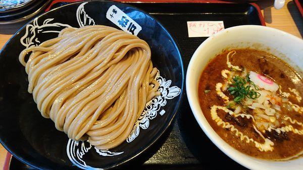 「カレーつけ麺900円」@松戸富田製麺 ららぽーとTOKYO-BAY店の写真