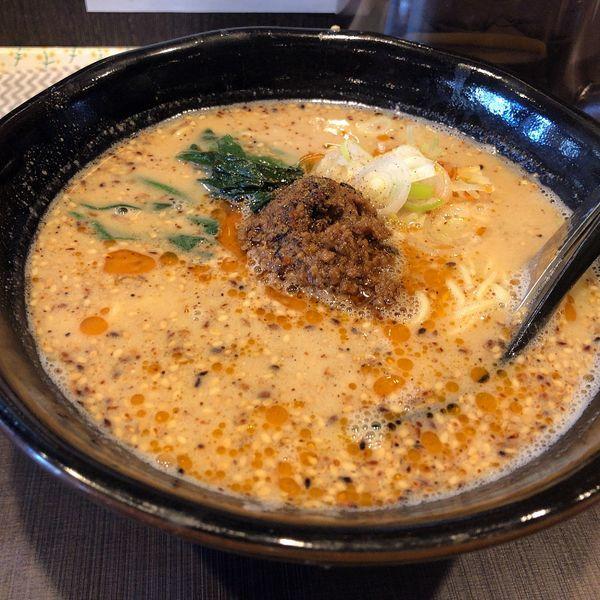 「坦々麺(820円)」@中華ひろとの写真