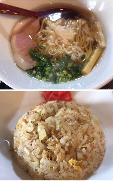 「季節の和醤油(植竹セット)」@やきめし屋 植竹の写真