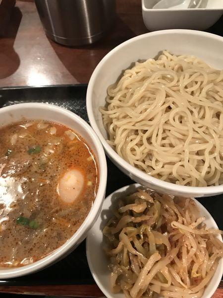 「つけ麺、ごま、大盛り」@中華麺酒家 彩華の写真