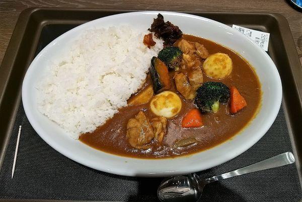 「チキンのごろごろカレー(辛口/並)  680円」@マイカリー食堂 上野店の写真