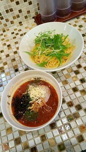 「冷製バンカつけ麺880円」@黄金バンカ麺 大塚店の写真