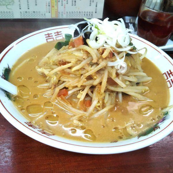 「ジャージャー麺」@漫々亭の写真