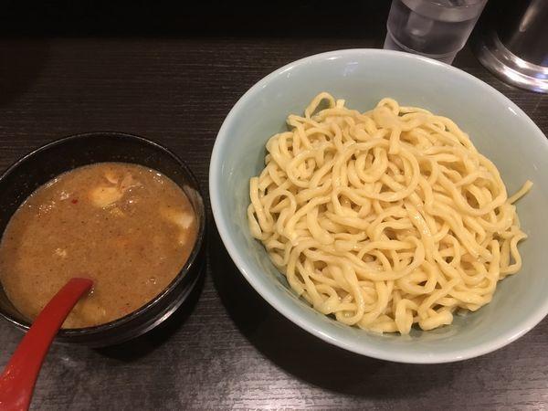 「つけ麺(こてこて)」@三鷹食堂いなりの写真