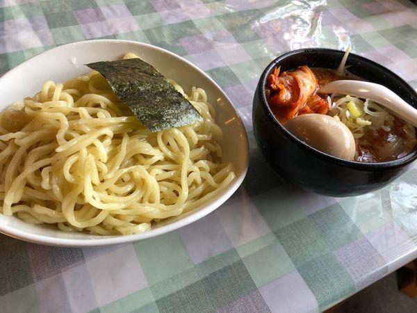 「ごまつけ麺」@つけ麺 よつば 古河店の写真