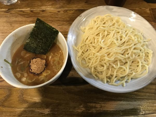 「つけ麺(大盛り)」@風雲児の写真