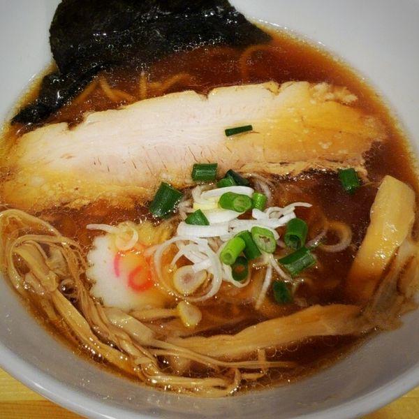 「純鶏そば醤油 750円」@麺屋 継の写真