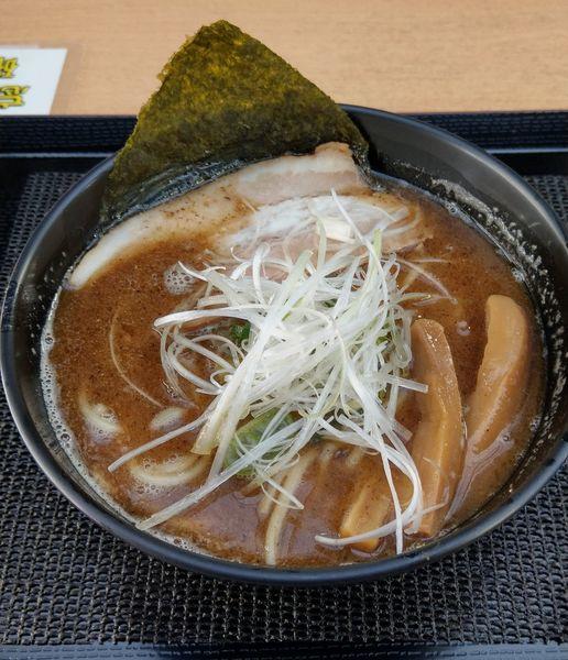 「特製魚介らーめん ¥740」@らーめん麺蔵の写真