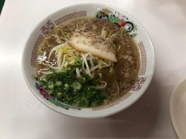 「中華そば」@寿栄広食堂の写真