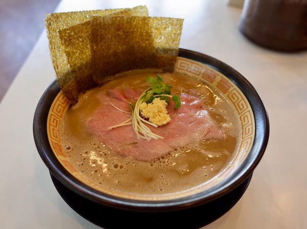 「ドロ煮干し味噌ラーメン…750円」@味噌神の写真