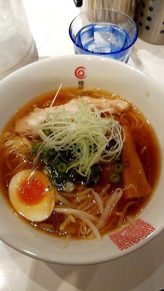 「特製醤油ラーメン」@麺屋 たくみの写真