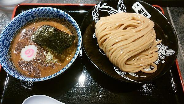 「濃厚つけめん(並200g)(920円)」@松戸富田麺絆の写真