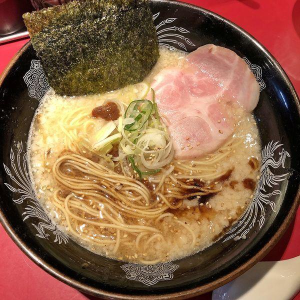 「豚骨 ¥750」@らーめん・つけめん こてんぱんの写真