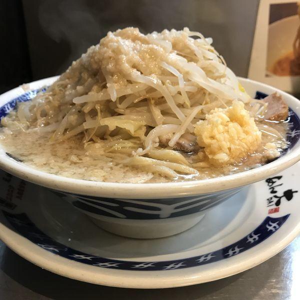 「塩らーめん(¥700)」@らーめん大 蒲田店の写真