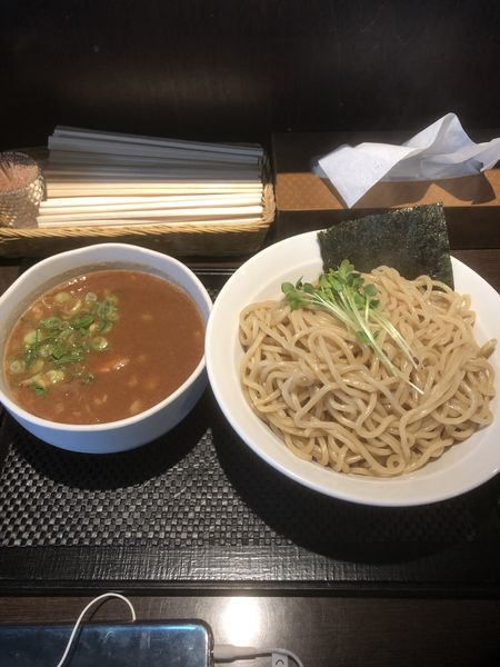 「つけ麺特盛」@ブラウン製麺所の写真