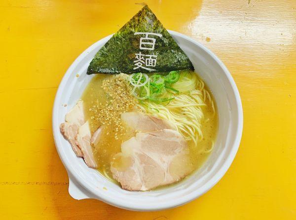「らーめん」@百麺 中目黒店の写真