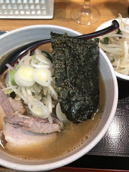 「【限定】ポカポカ生姜醤油ラーメン」@味噌麺処 花道の写真