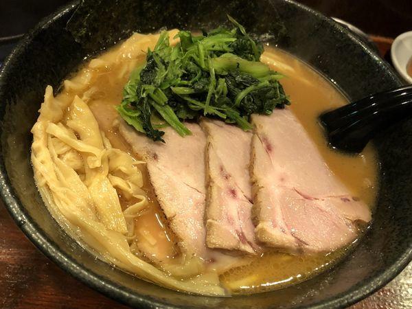 「チャーシュー麺中盛」@麺屋 大和田の写真
