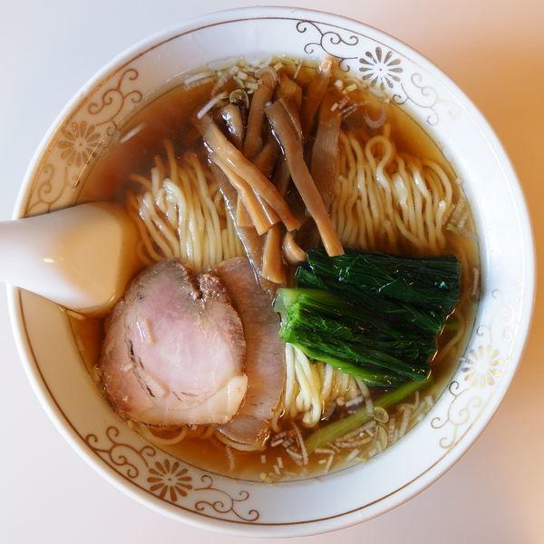 「1 ラーメン」@中国料理 鎌倉赤坂飯店の写真