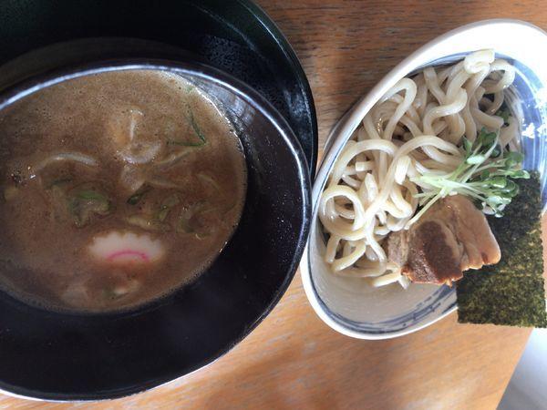 「つけ麺」@麺屋 ざくろの写真