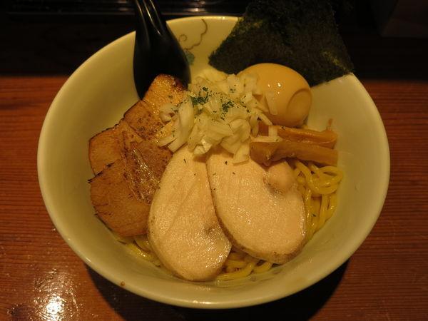 「特製油そば:850円」@Noodle Maker 貴の写真