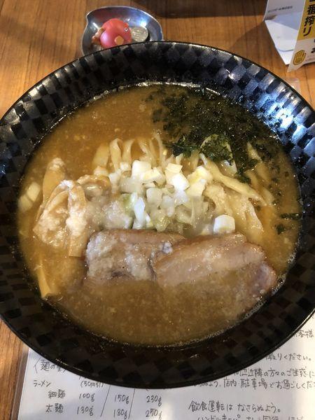 「ツバメサンジョー」@麺&cafe Coi.Coi.の写真