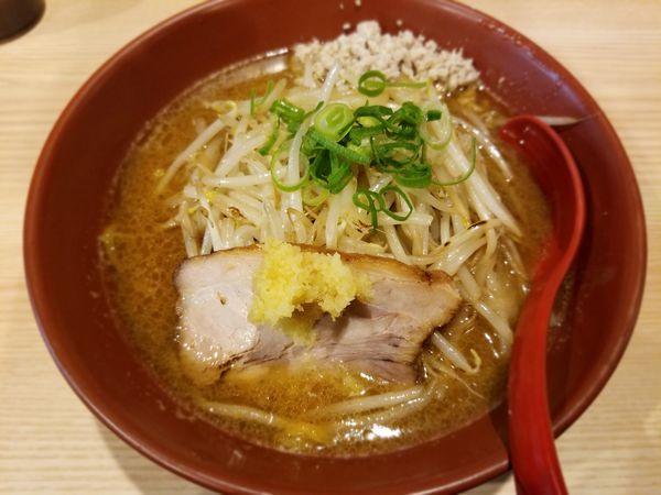 「焼き味噌」@拉麺 大公の写真