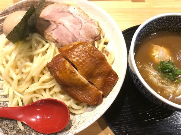 「特製つけ麺」@中華蕎麦 つけ麺 五味五香の写真