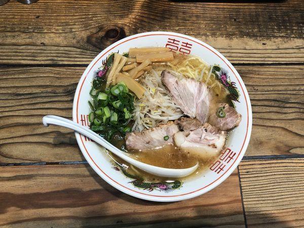 「鳥取牛骨」@ナベラボ 池袋〝牛骨ラーメン〟の写真