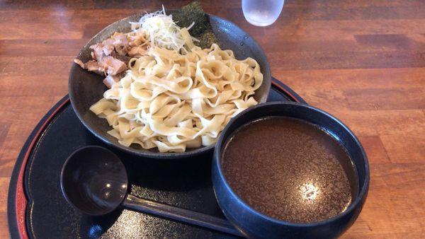 「つけ麺」@くりの木 加須店の写真