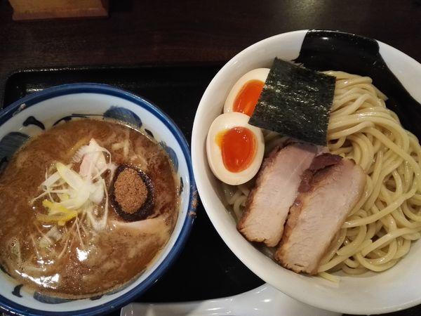 「濃厚つけ麺 大」@手仕事 らぁめん 八の写真