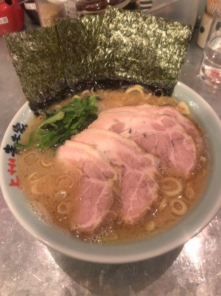 「チャーシューめん」@横浜らーめん青木家の写真