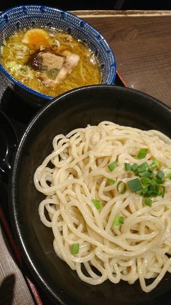 「つけ麺」@しゃがら 新潟駅店の写真