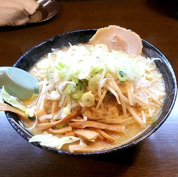 「みそ野菜盛りらーめん」@麺屋 亥龍の写真