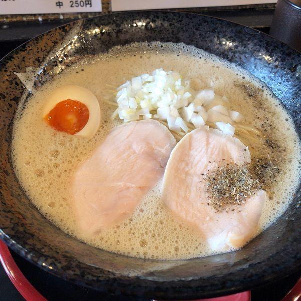 「アワニボ(850円)、ツンドリ丼小(300円)」@アワトロ龍宮の写真