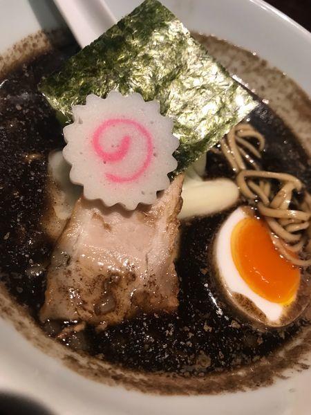 「焦がし醤油(ハーフサイズ)」@西麻布 五行の写真