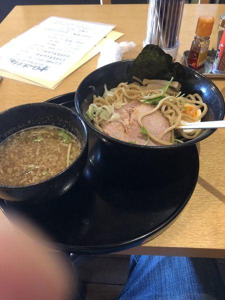 「つけ麺」@めん処酒家 咲はるの写真