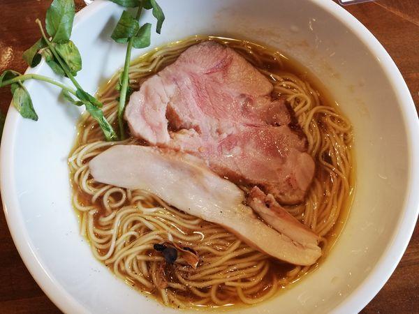 「洋食ラーメンブラック」@洋食ラーメン BUONO!の写真