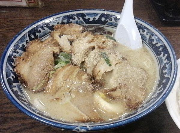 「チャーシュー麺」@博多ラーメン めん壱の写真