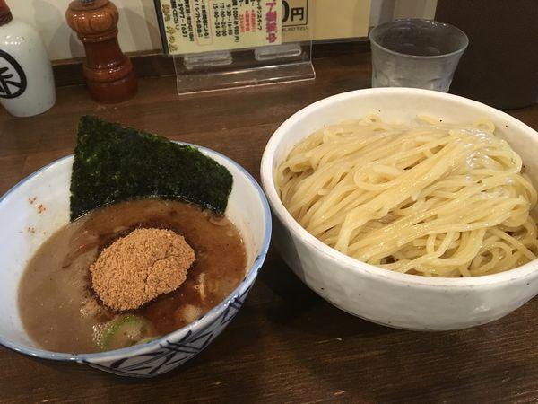 「つけ麺特盛」@麺処 井の庄の写真
