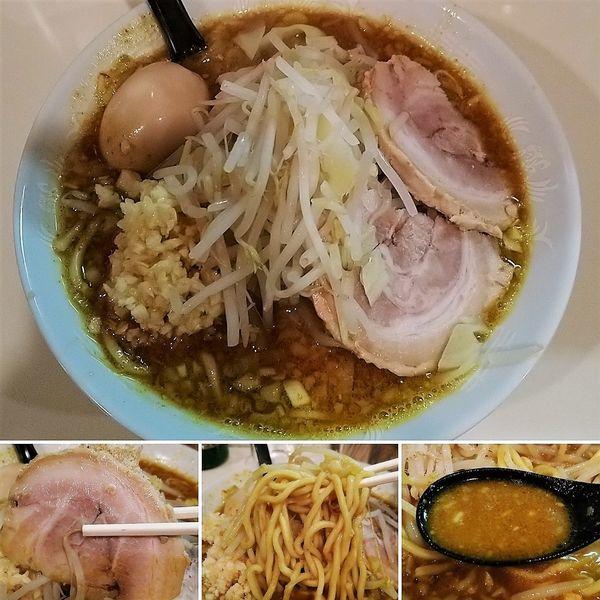 「スープカレーそば 830円」@麺家ぶんすけの写真