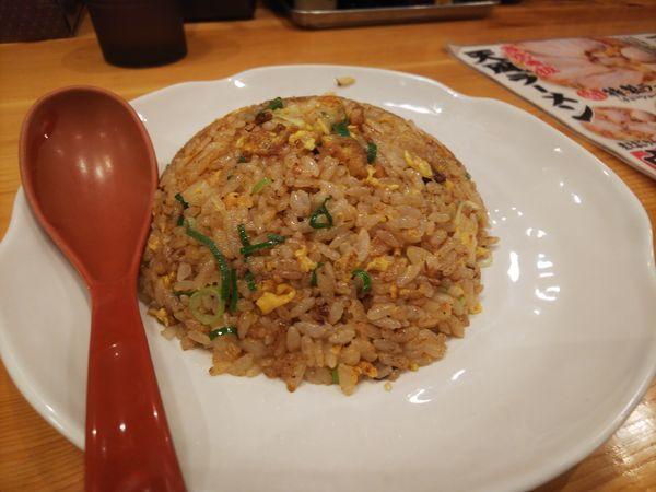 「チャーハンセット」@奈良天理ラーメン 天風 豊川店の写真