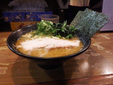 「ラーメン(しょうゆ)」@麺処いのこの写真