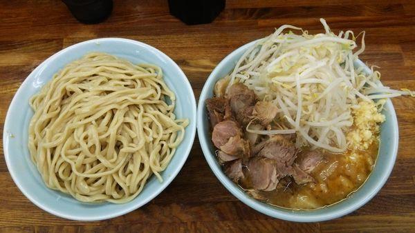 「小つけ麺:850円」@ラーメン二郎 新小金井街道店の写真