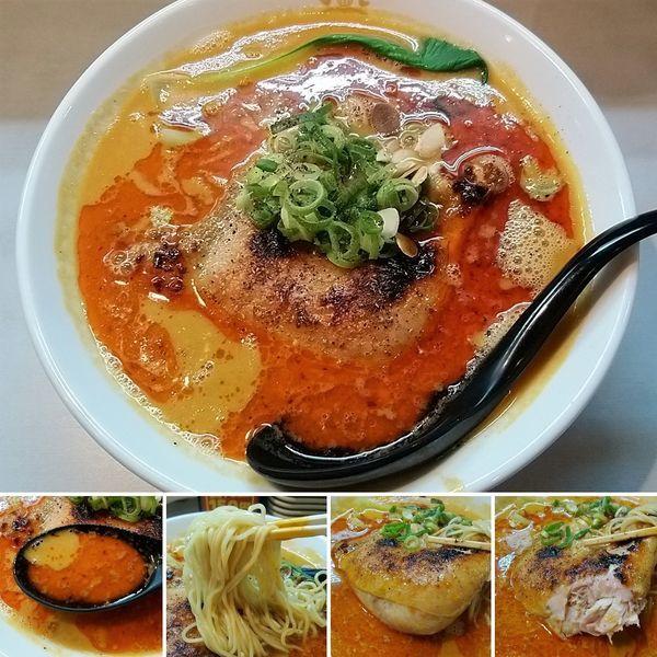 「鶏王タンタン麺 920円」@鶏王けいすけ 秋葉原店の写真